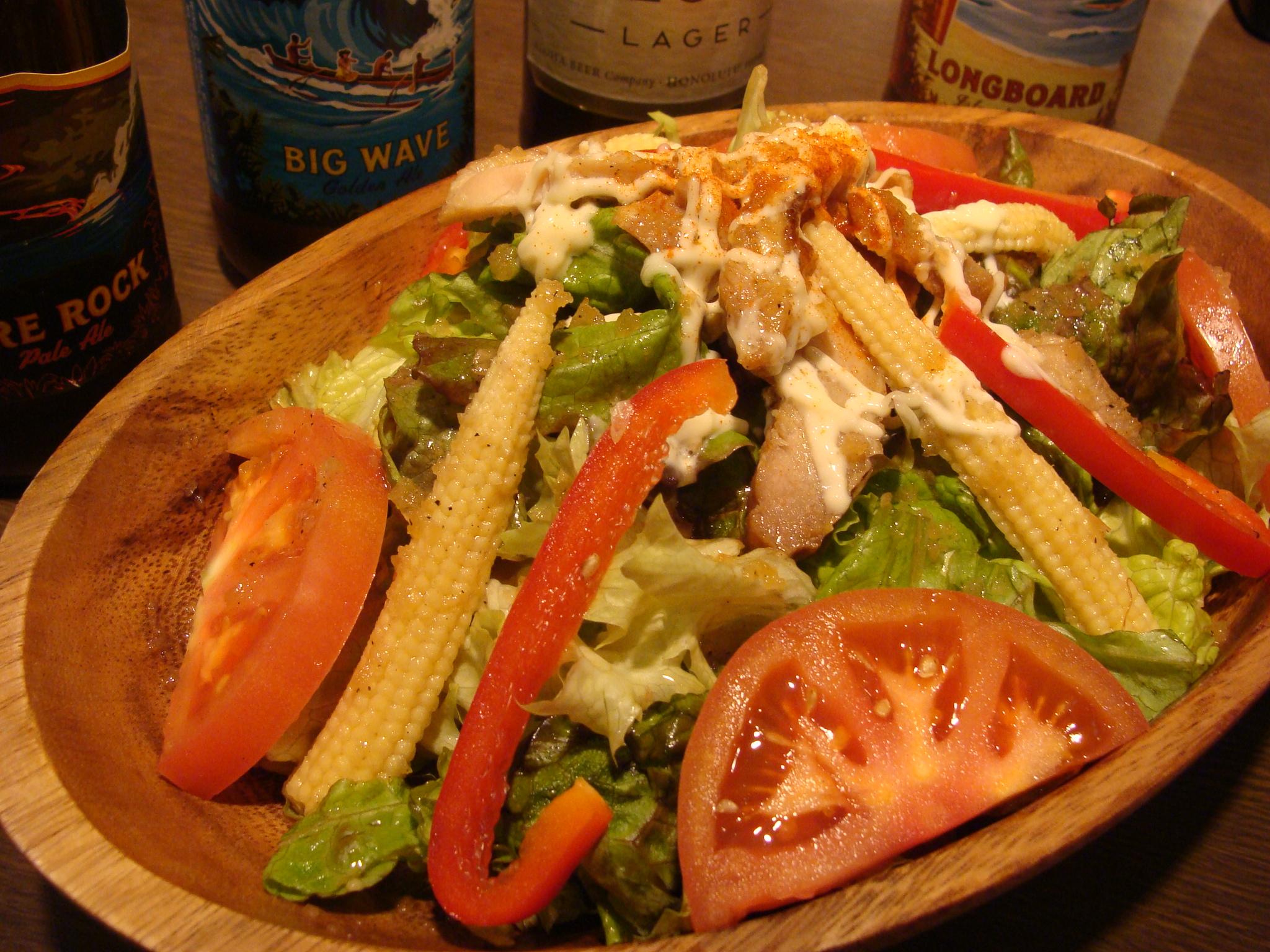 UNCLESAM's mix サラダ